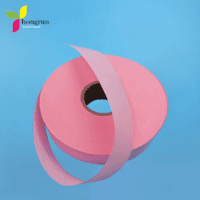 Armpit Wax Pink Colored Disposable Nonwoven Epilator Waxing Rolls 7cmx100m 80gsm
